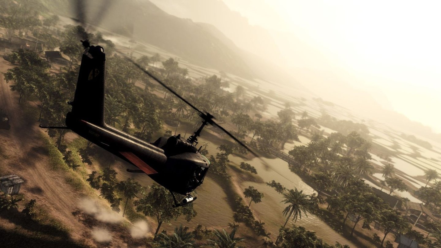 Battlefield: Bad Company 2 - Vietnam - TGS-Screenshots