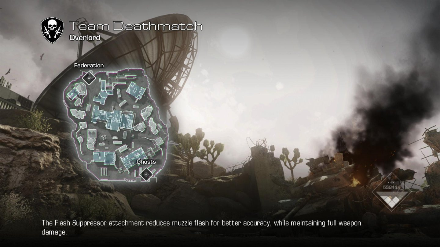 Call of Duty: Ghosts - Multiplayer-Maps und -Modi Call Of Duty Maps Ghost on