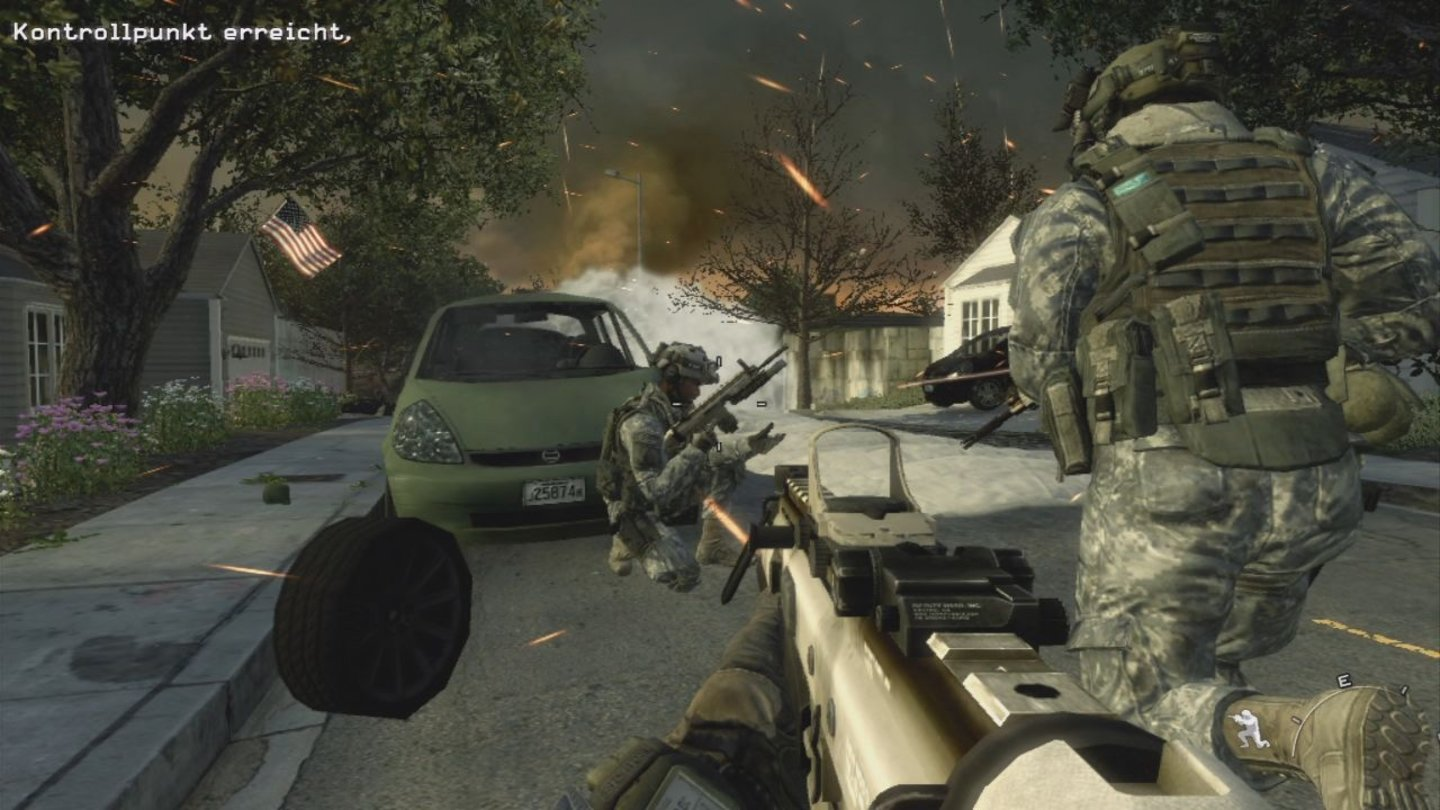 Call of Duty: Modern Warfare 2 (Xbox 360 Version)