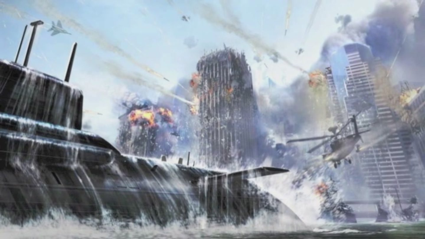 Call of Duty: Modern Warfare 3 - Artworks