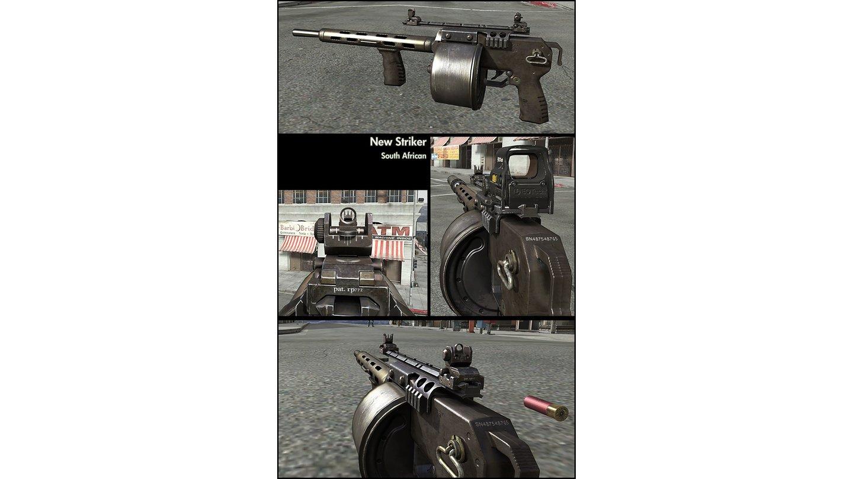 Call of Duty: Modern Warfare 3 - Bilder zum Multiplayer