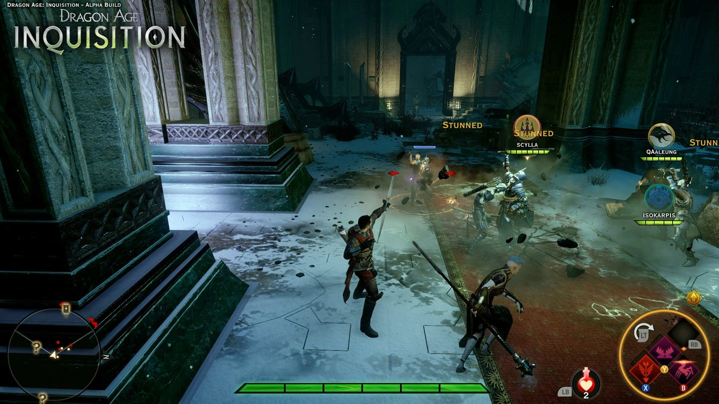 Dragon Age: Inquisition - Koop-Multiplayer