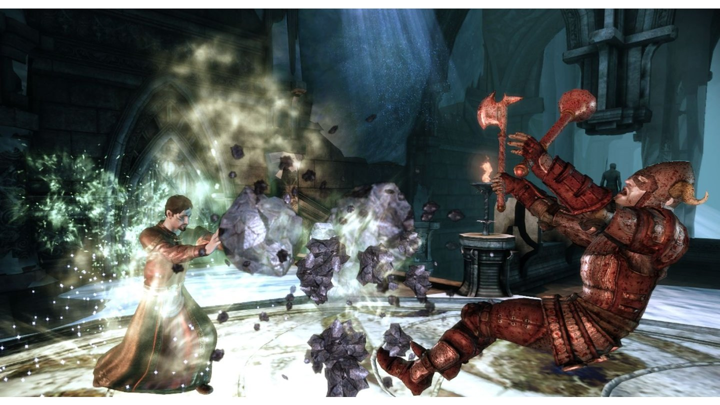 Dragon Age Origins Preview