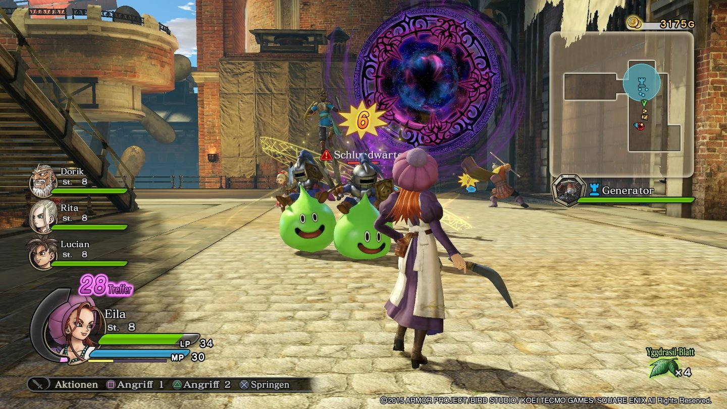 Dragon Quest: Heroes