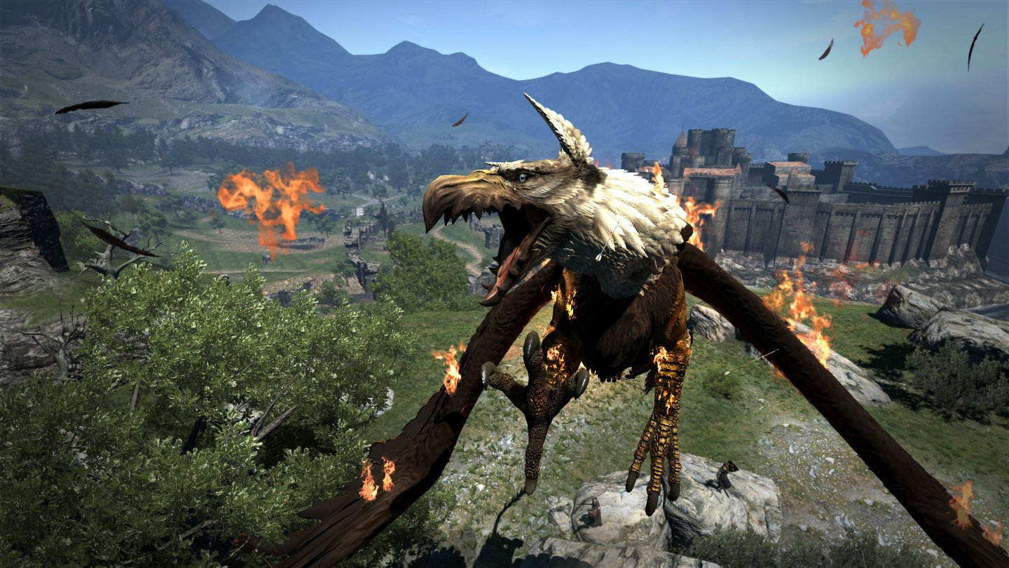 Dragon's Dogma: Dark Arisen - Screenshots der PC-Version