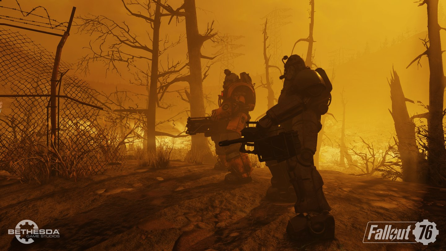 Fallout 76 - Screenshots zum Start der Beta