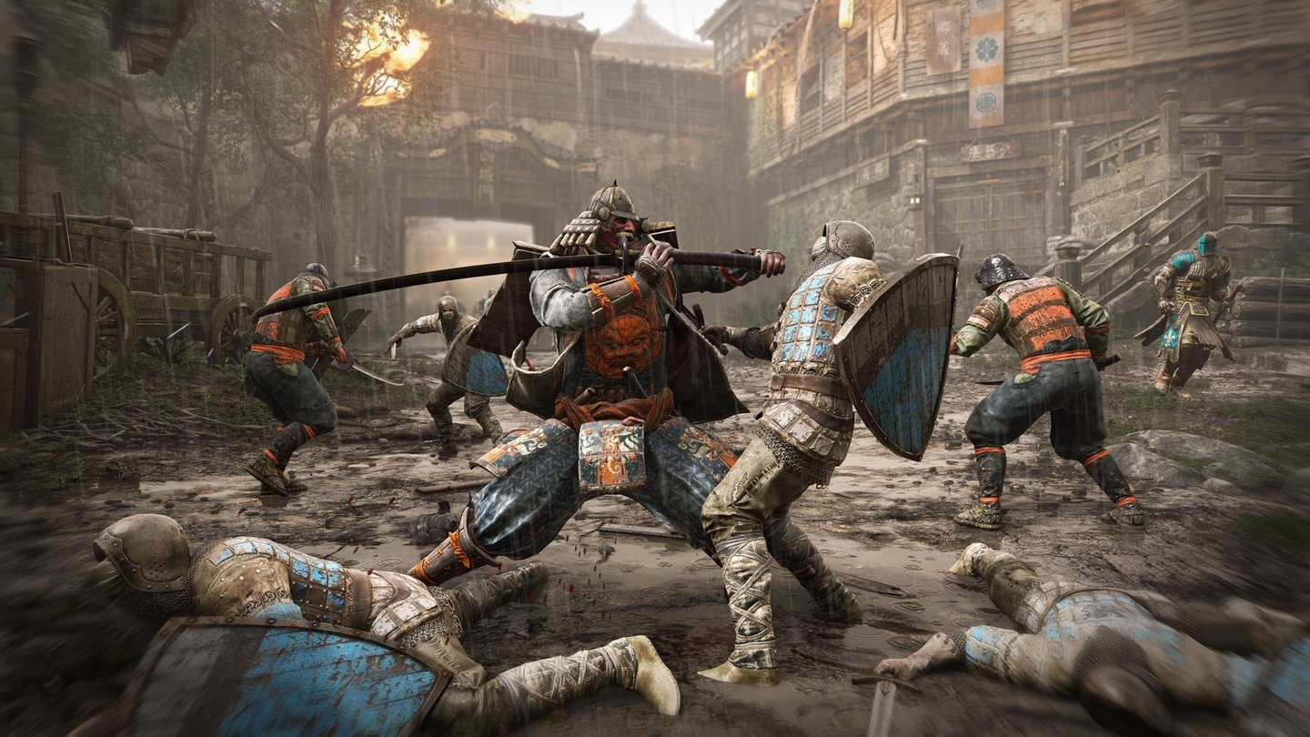 For Honor - Screenshots von der Gamescom 2016