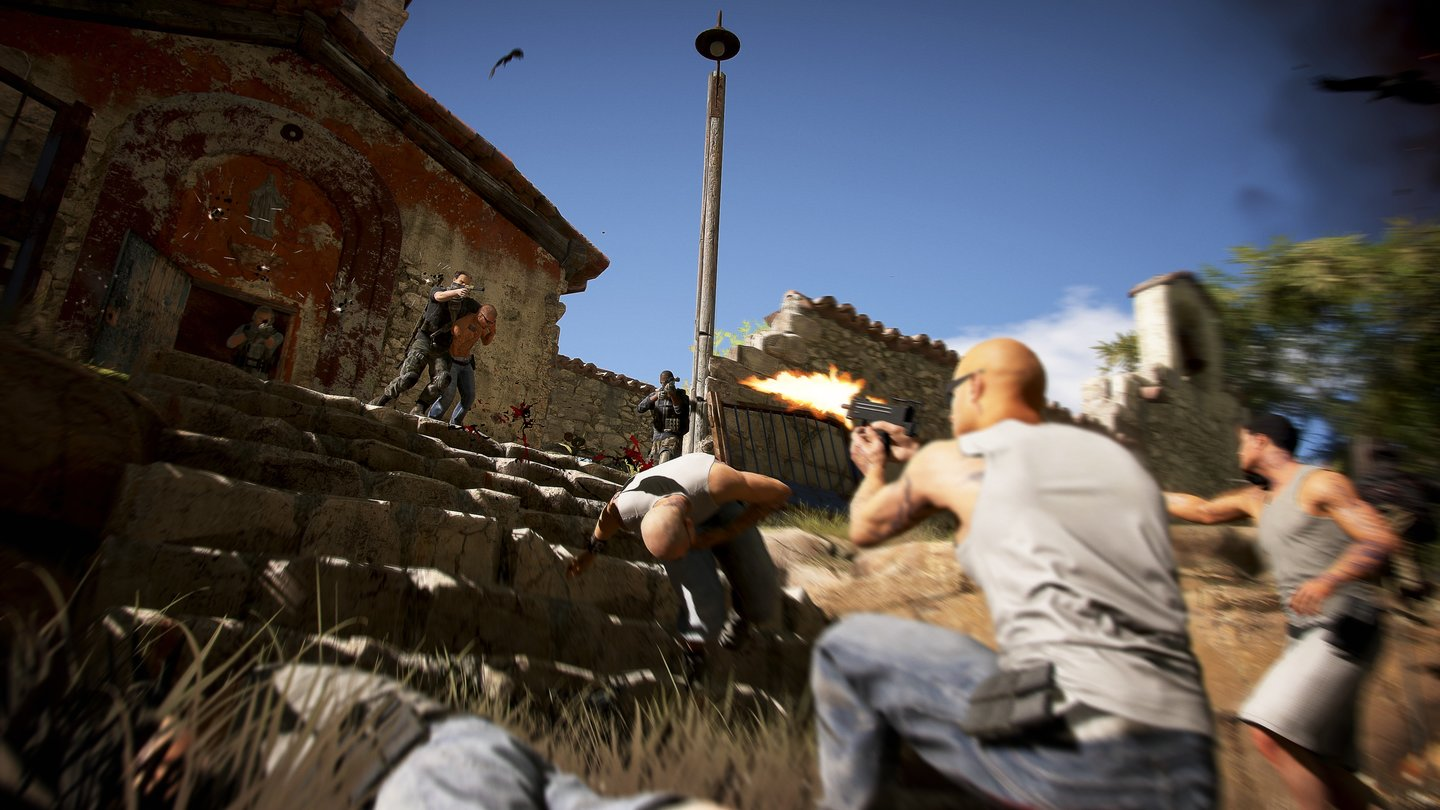 Ghost Recon: Wildlands - Screenshots von der E3 2016
