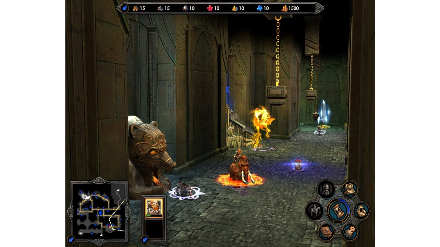 Heroes of Might and Magic 5 Hammers of Fate 3