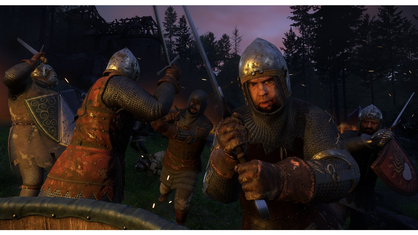 Kingdom Come: Deliverance - Screenshots zur Gamescom 2017