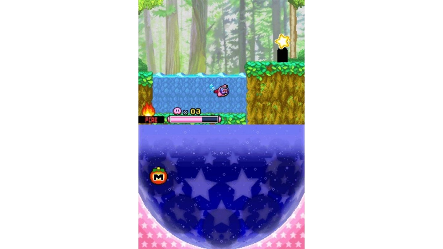 Kirby Mouse Attack DS 24
