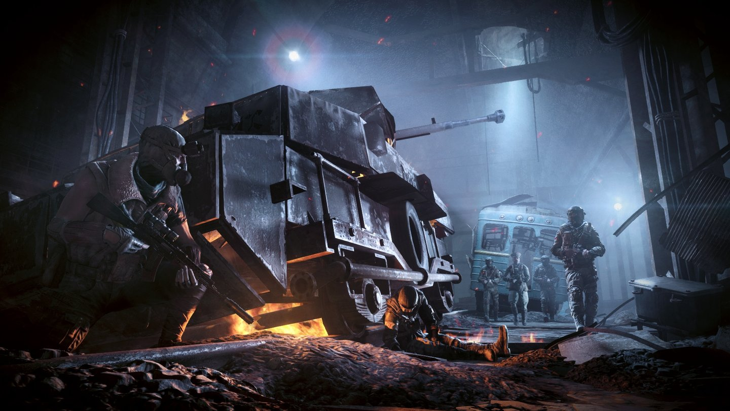 Metro Redux - Screenshots von der gamescom 2014