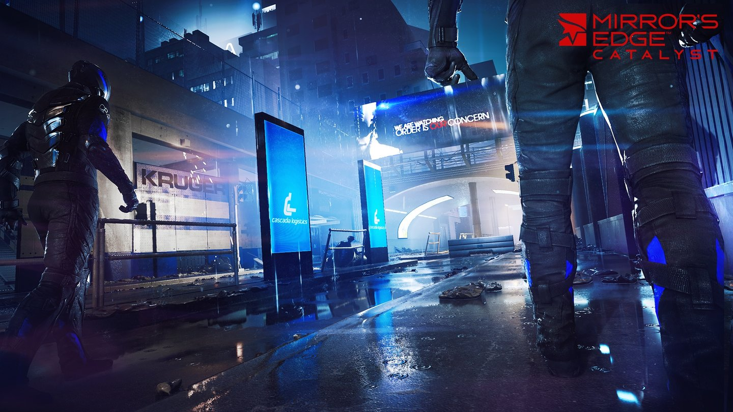 Mirror's Edge Catalyst - Screenshots von der gamescom 2015