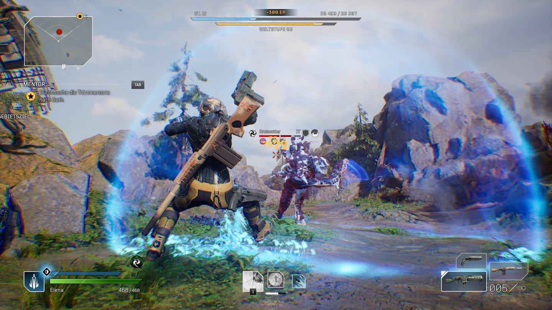 Outriders - Screenshots aus der PC-Version