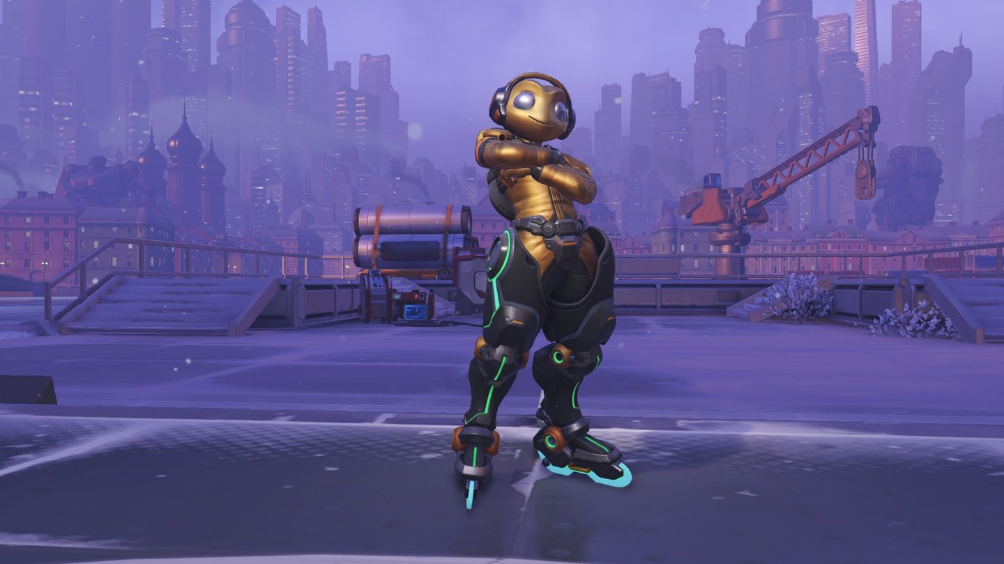 Lucio - Hip Hopper