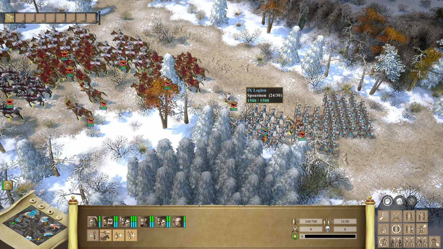 Praetorians HD - Screenshots