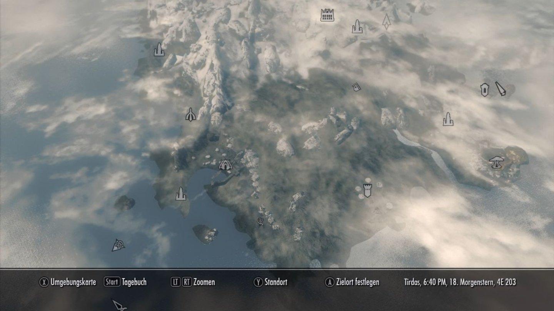 The Elder Scrolls 5: Skyrim - Screenshots zum DLC »Dragonborn ...
