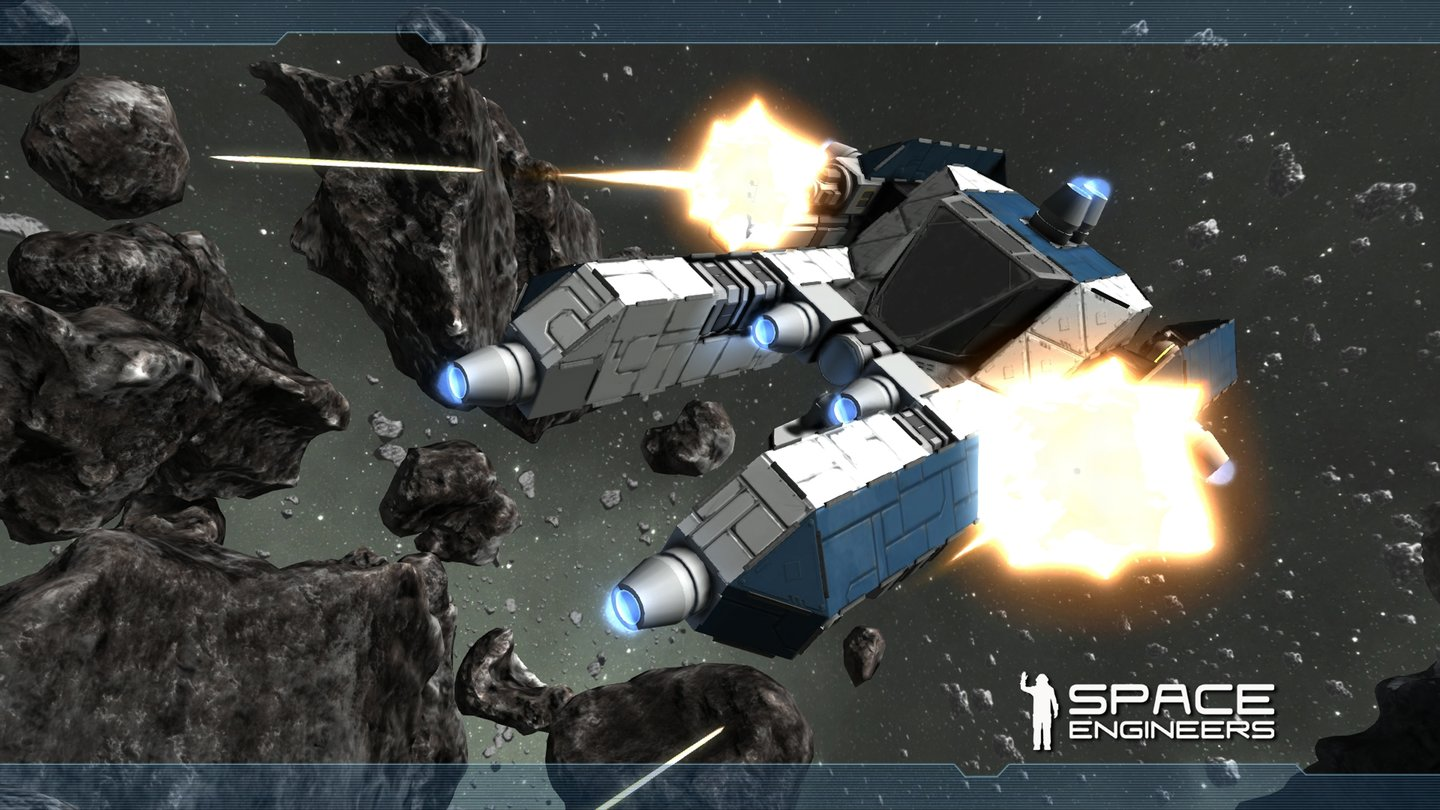 Space Engineers - Screenshots von der gamescom 2014