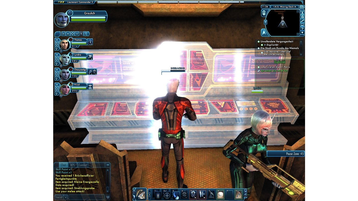 Star Trek Online - Beta-Bilder