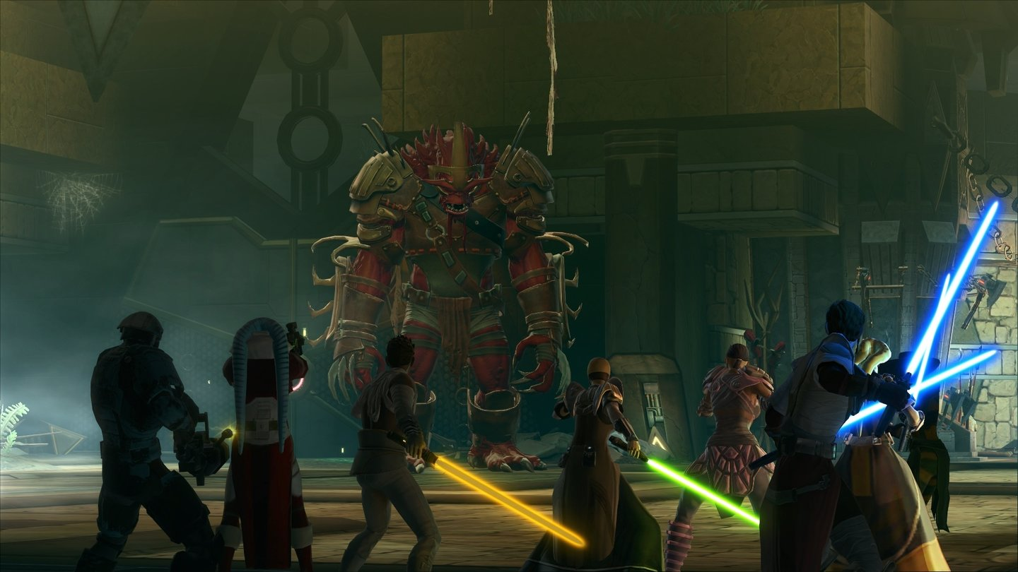 Star Wars: The Old Republic - Shadow of Revan