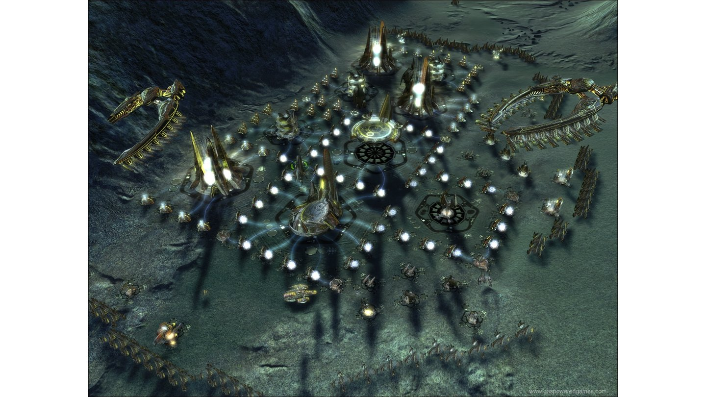 Supreme Commander: Forged Alliance 12