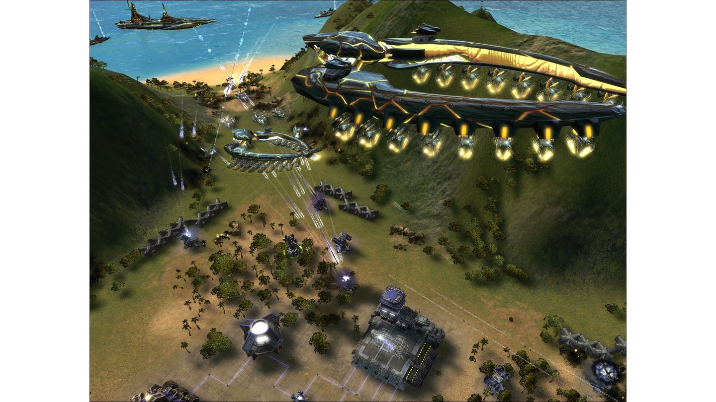 supreme commander forged alliance 5