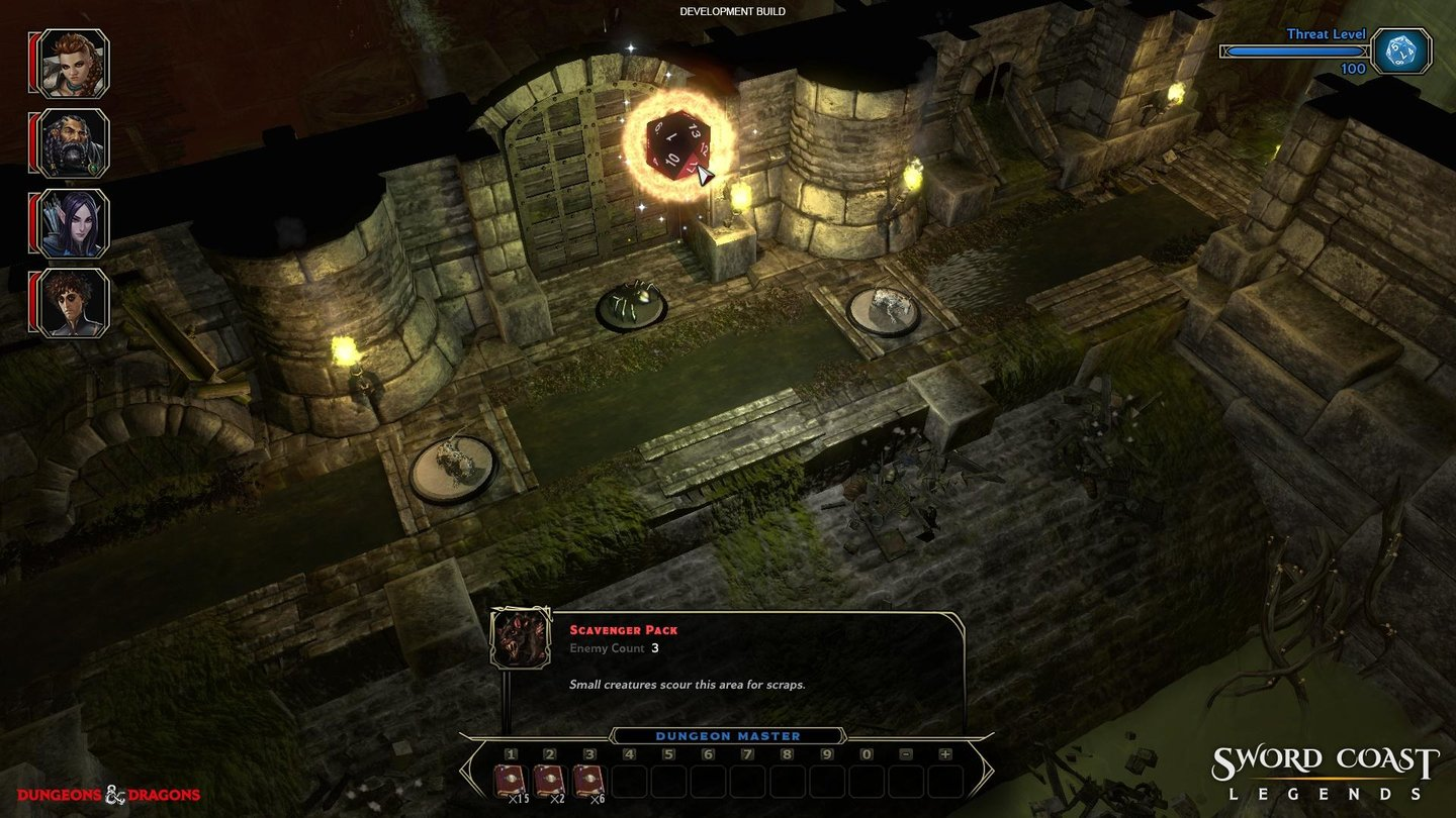 Sword Coast Legends - Screenshots