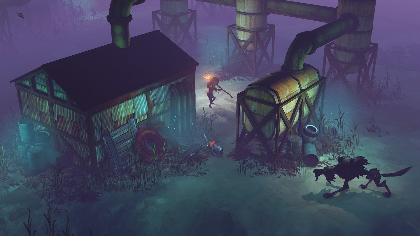 The Flame in the Flood - Screenshots aus der Release-Version