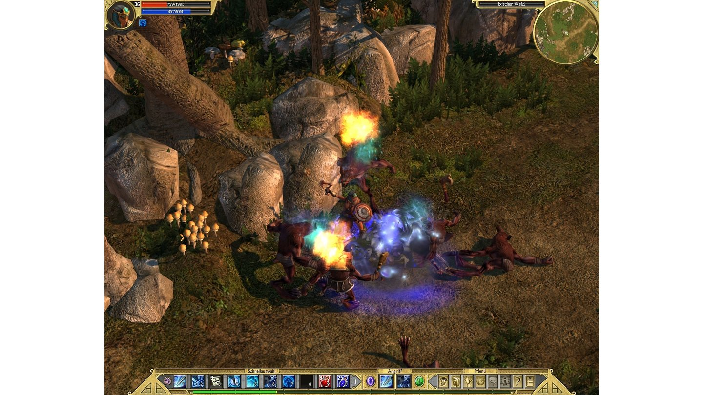 Titan Quest Immortal Throne 12