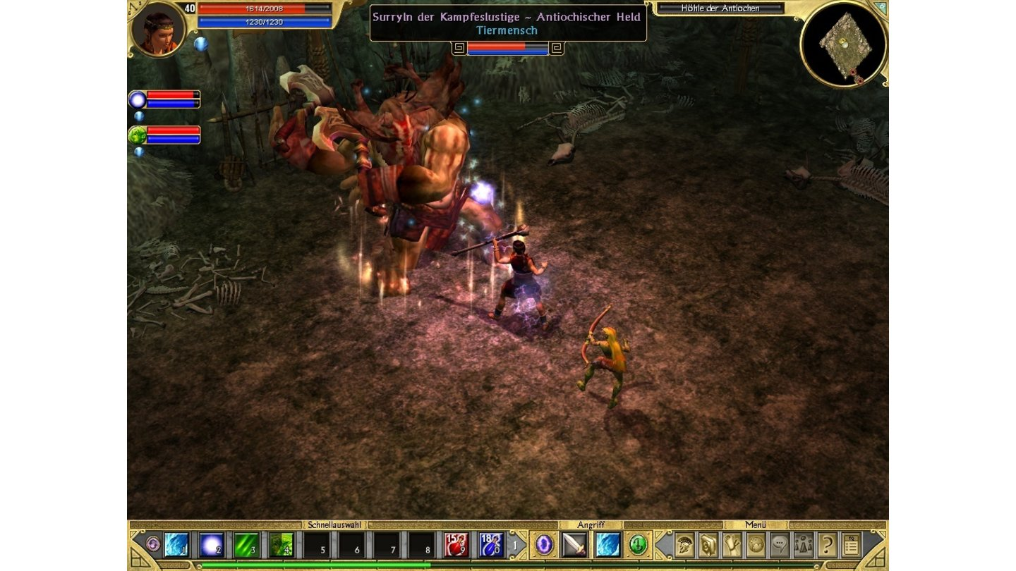 Titan Quest Immortal Throne 2