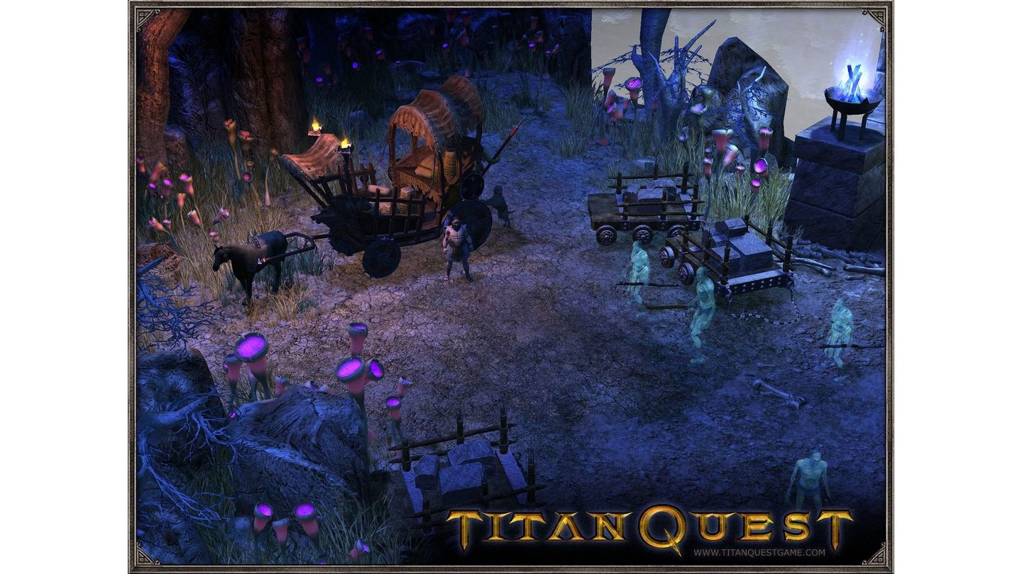 Titan Quest: Immortal Throne 4