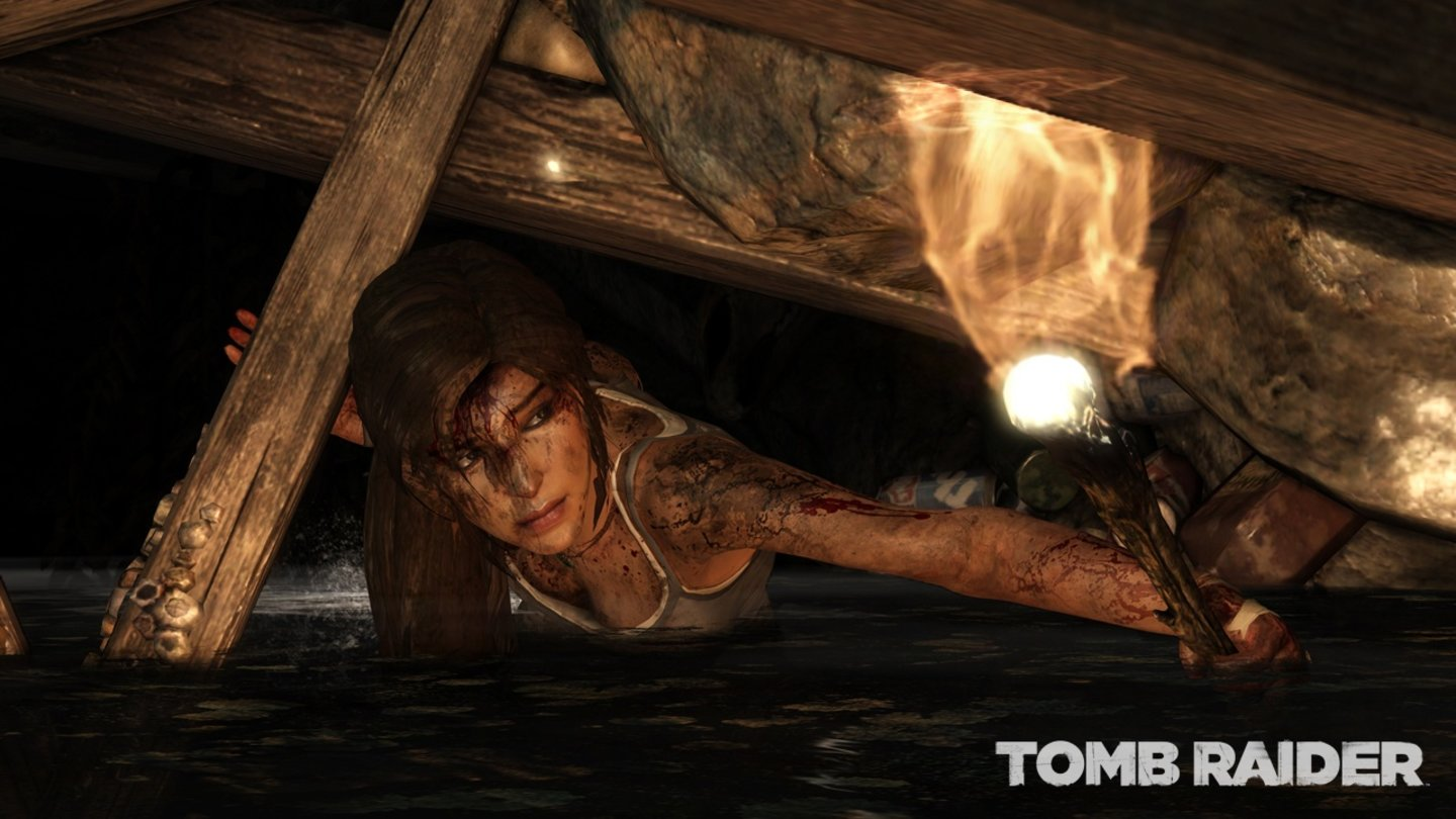 Tomb Raider - Screenshots