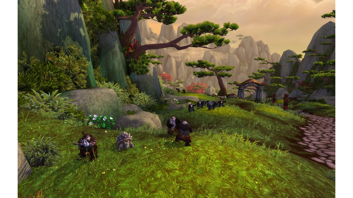 Word of Warcraft: Mists of Pandaria