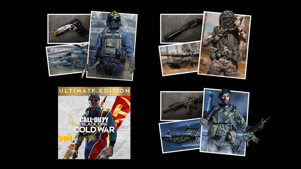 CoD Cold War Ultimate Edition vorbestellen