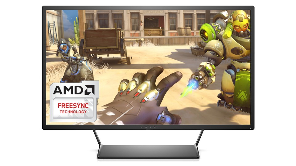 Freesync kann mit Geforce-Grafikkarten funktionieren - dank Windows 10.