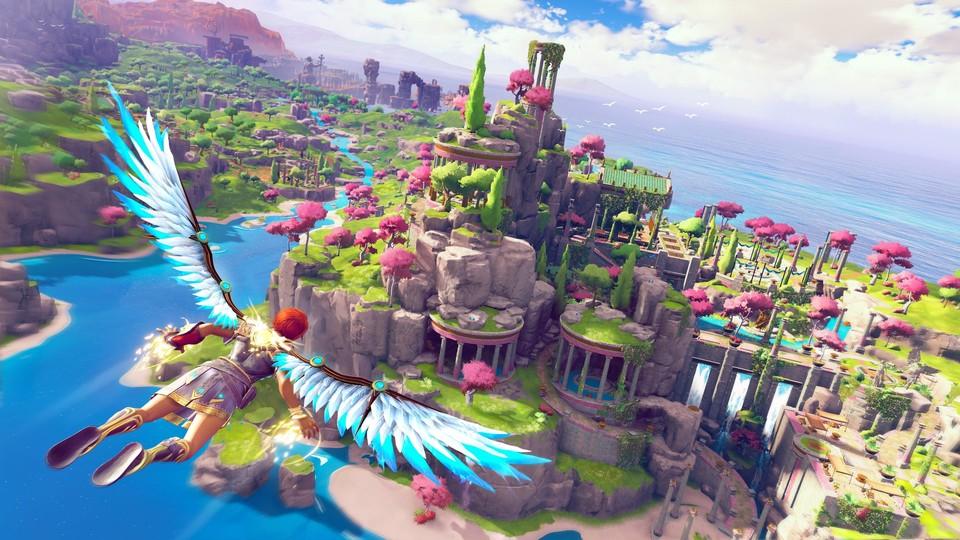 Immortals Fenyx Rising presenta la storia del DLC e questo è ciò che sembra