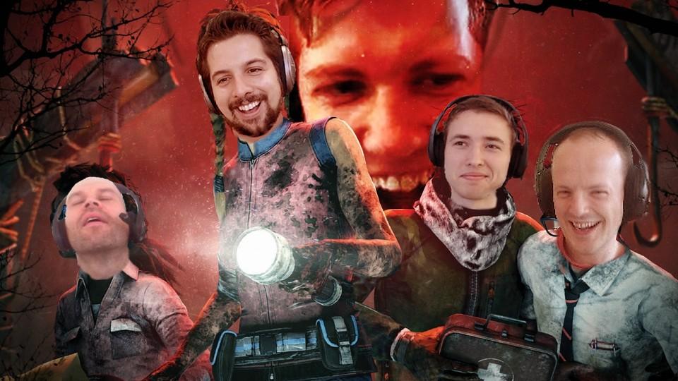 Multiplayer-Duell: Dead by Daylight - Ein Killer in der Redaktion