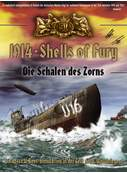 Cover zu 1914: Shells of Fury - Schalen des Zorns