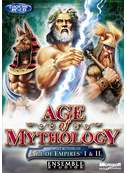 Cover zu Age of Mythology