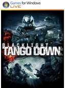Cover zu Blacklight: Tango Down
