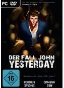 Cover zu Der Fall John Yesterday