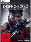 Cover zu Dishonored: Tod des Outsiders