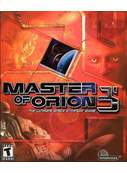 Cover zu Master of Orion 3