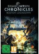 Cover zu Shadowrun Chronicles: Boston Lockdown