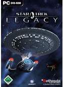 Cover zu Star Trek: Legacy
