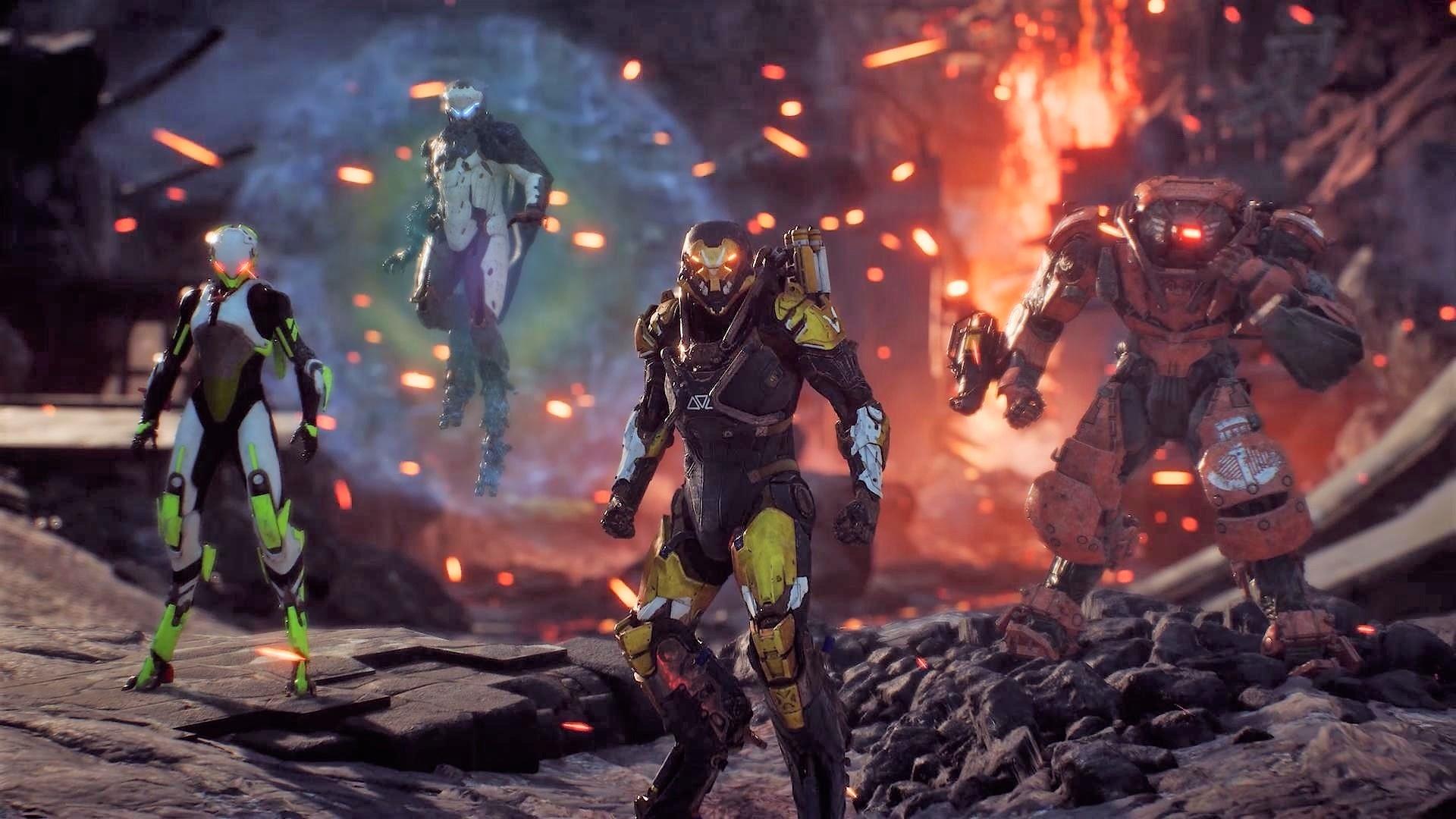 Anthem - Producer sieht Apex Legends nicht als Bedrohung