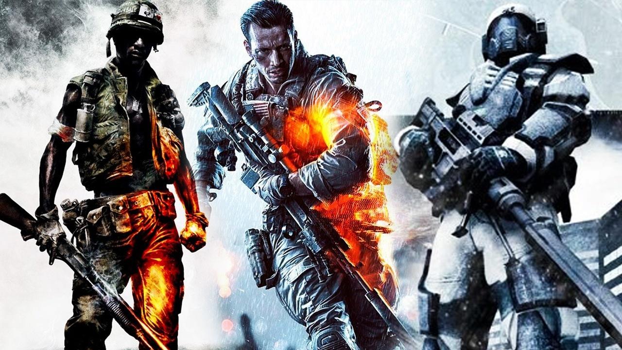 Technik-Historie: Battlefield - Von Battlefield 1942 bis Battlefield 4
