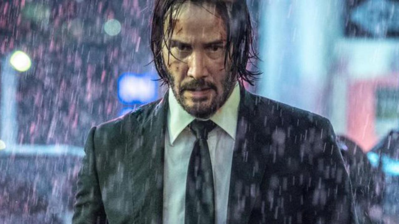 John Wick 3 Erster Action Trailer Bringt Keanu Reeves In Alter
