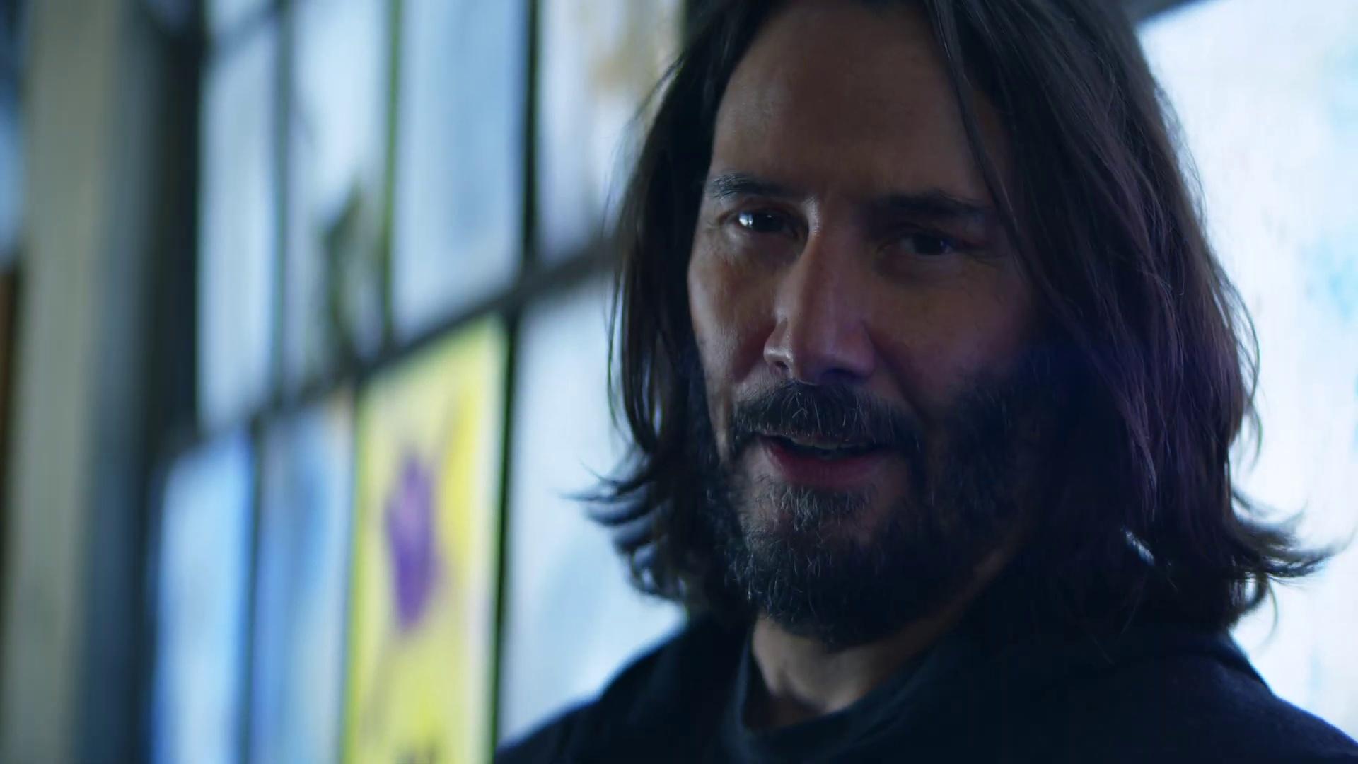 Neuer Teaser zu Cyberpunk 2077 - Keanu Reeves will wissen, was ihr wollt