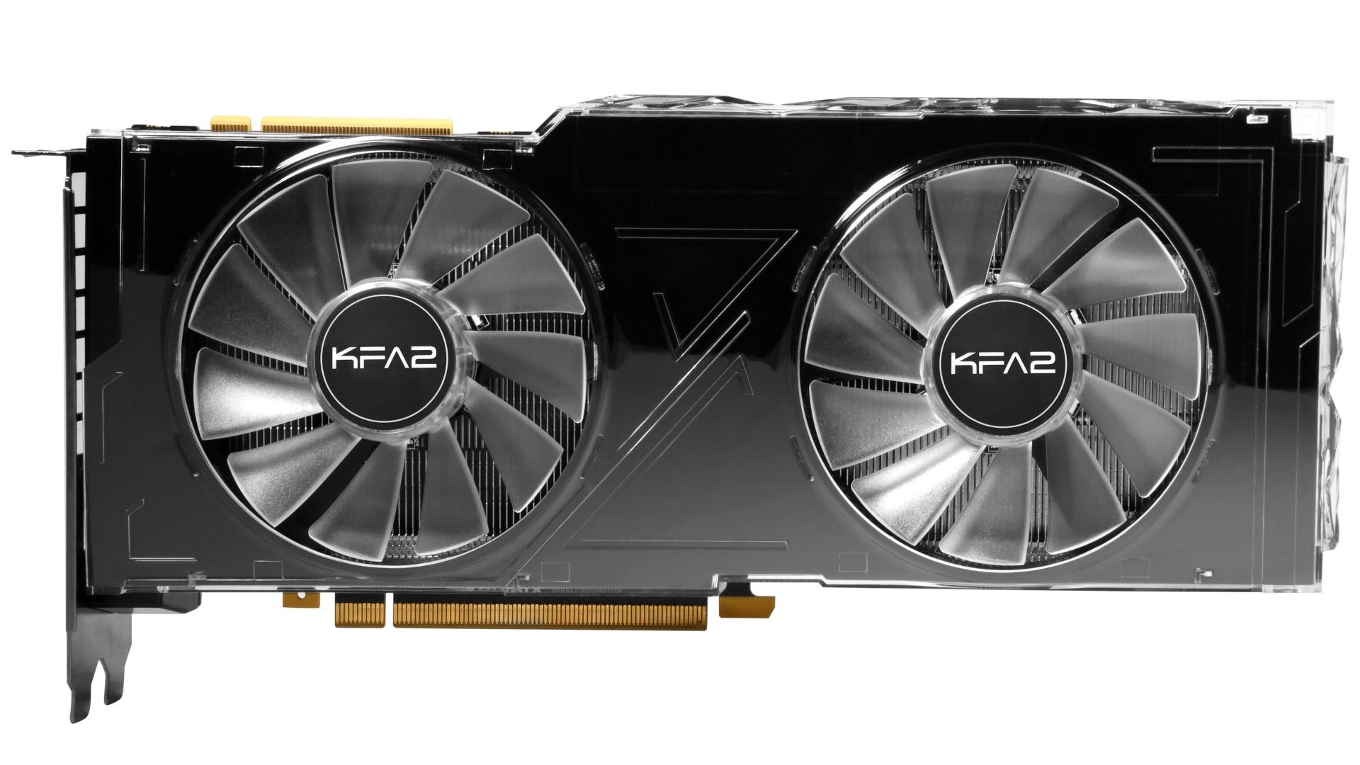 KFA2 Geforce RTX 2080 OC im Test - Preiswertes Turing-Modell